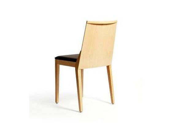 Select stack wood chair