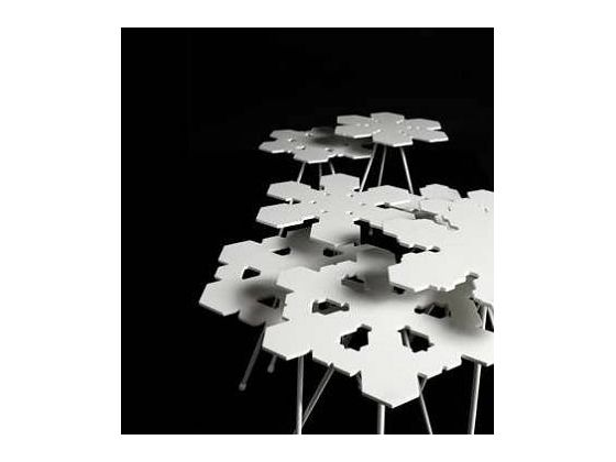 Snowflake table