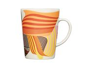 Iittala Graphics Solid Waves hrnek 0,4l